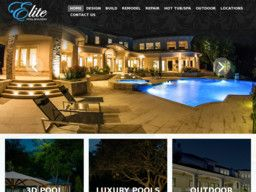 New listing in Swimming Pool Contractors, Dealers and Designers added to CMac.ws. Elite Pools in The Woodlands, TX - http://swimming-pool-contractors-and-dealers.cmac.ws/elite-pools/13187/