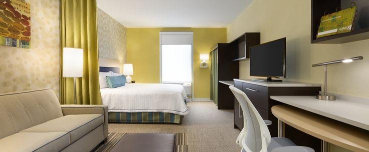 Home2 Suites by Hilton Houston Pasadena Hotel, TX - 1 King Studio