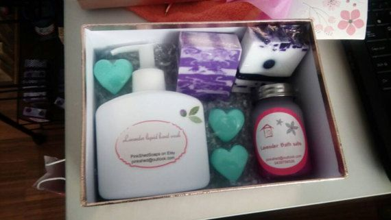 Check out this item in my Etsy shop https://www.etsy.com/au/listing/513185463/mothers-day-soap-gift-box-scented-in