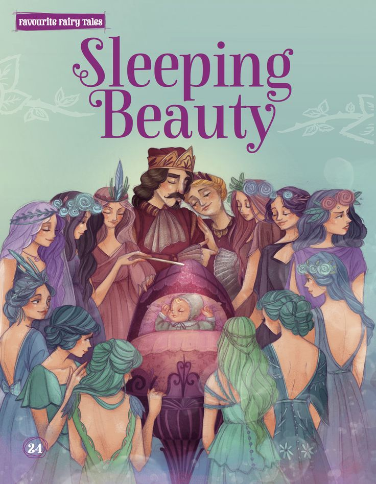 Our beautiful Sleeping Beauty fairy tale for Storytime Issue 20. A fairy tale in every issue! ~ STORYTIMEMAGAZINE.COM