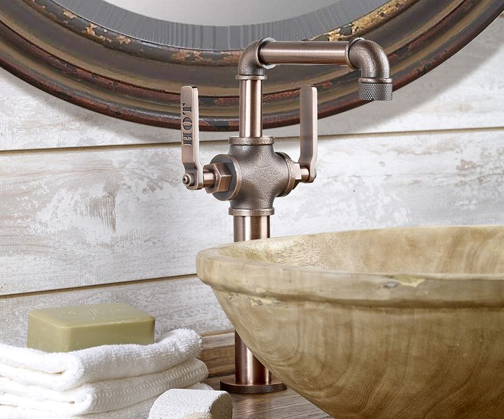 Industrial Style Faucets By Watermark To Give Your Plumbing The Cool Look  You Always Wanted Part 33