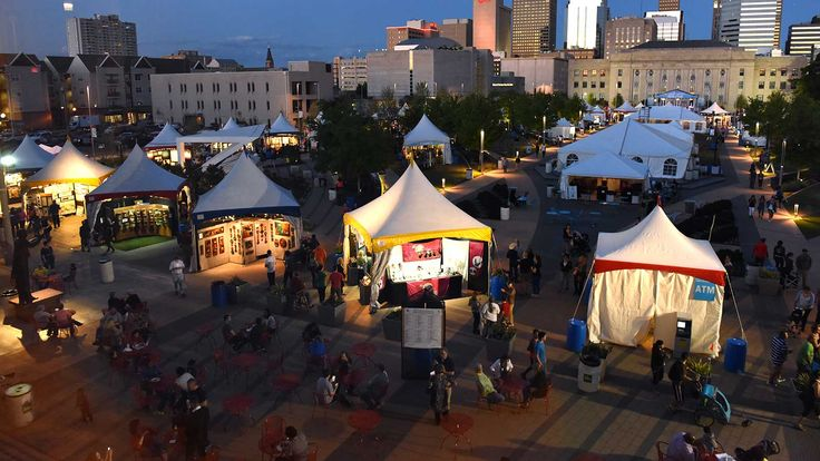 The Festival of the Arts is a community celebration of the visual, performing and culinary arts, bringing a variety of talented artists together in downtown OKC's Bicentennial Park.