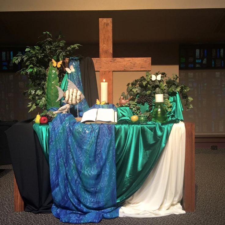 Altar Ideas: 489 Best Altar Decorations Images On Pinterest