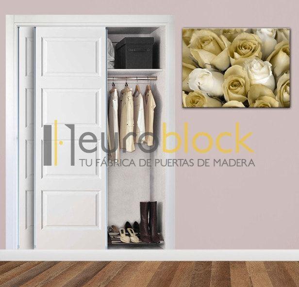 M s de 1000 ideas sobre puertas para armarios empotrados - Precio armario empotrado 2 metros ...