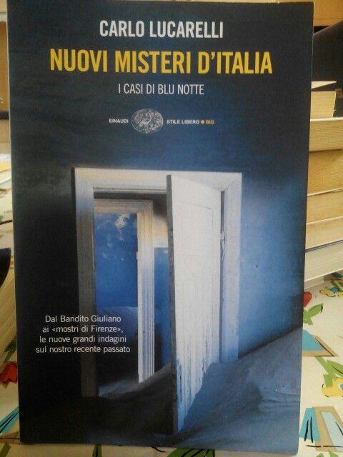 Nuovi misteri d'Italia di Carlo Lucarelli.