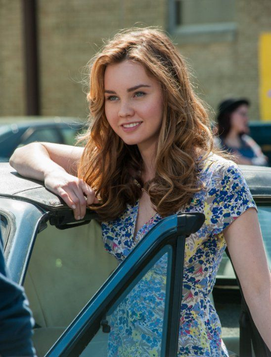 Still of Liana Liberato in The Best of Me (2014)