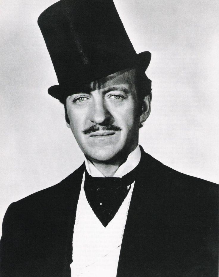 David Niven, un caballero