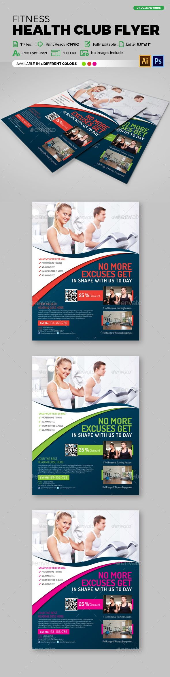 Multipurpose Business Flyer Template PSD, AI #design Download: http://graphicriver.net/item/multipurpose-business-flyer-86/13595985?ref=ksioks