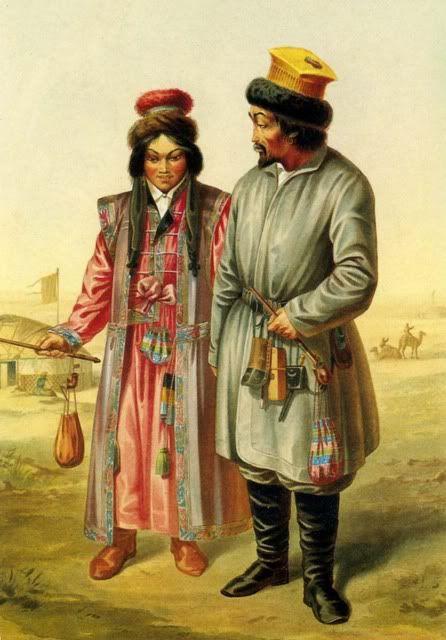 Kalmyk Clothing