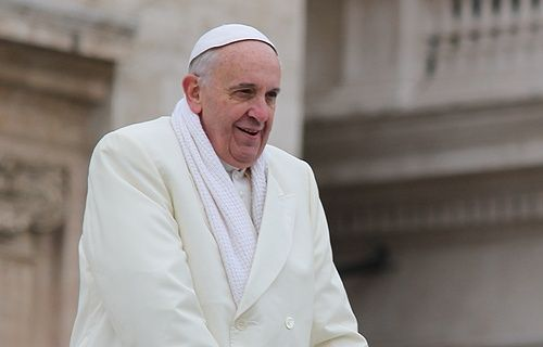 """""""(Confirmation) unites us more firmly to Christ,"""" the Pope said in his Jan. 29 general audience, referring to the Sacrament of Confirmation, """"it strengthens our relationship with the Church and it gives us a special strength from the Holy Spirit to defend the faith and confess the name of Christ."""""""