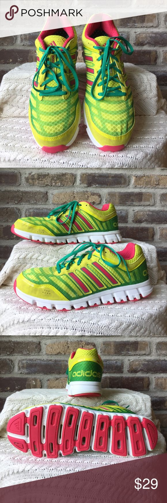 Adidas Climacool Women's size 9 Adidas Climacool running shoes. They have been worn. adidas Shoes Athletic Shoes