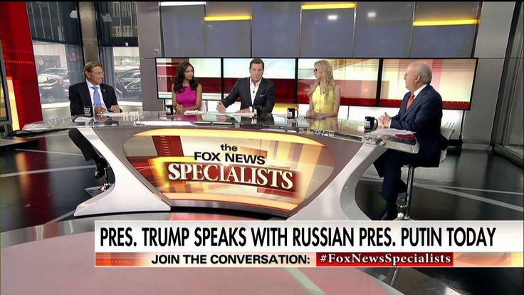On The Fox News Specialists, Eric Bolling said it's as if President Donald J. Trump can't win when it comes to foreign relations - some complain that his relationships with Russian and China are too close, others complain they're not close enough.