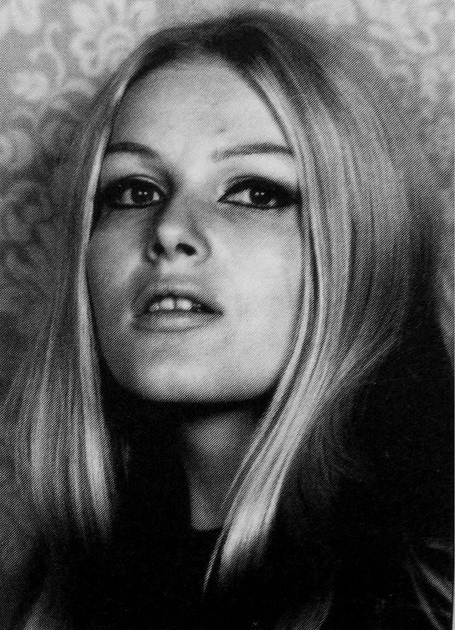 Olga Schoberová 1970
