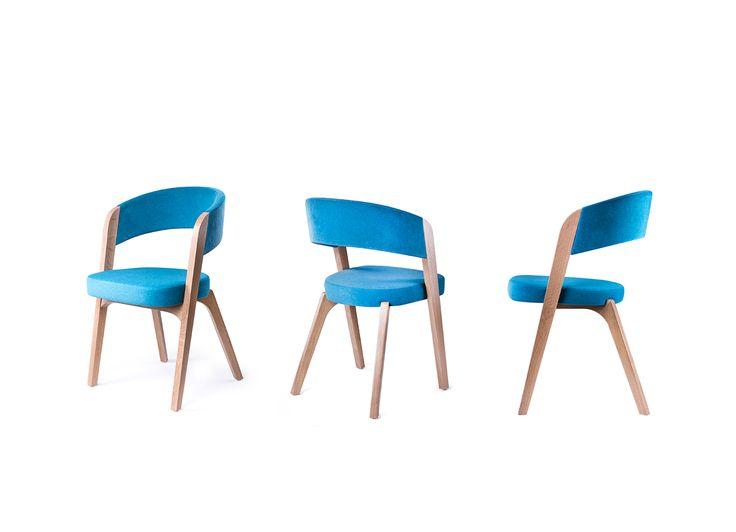 Krzesło Argo marki Paged Meble. Znajdź więcej na: www.euforma.pl #krzesło #chair #paged #design #polishdesign