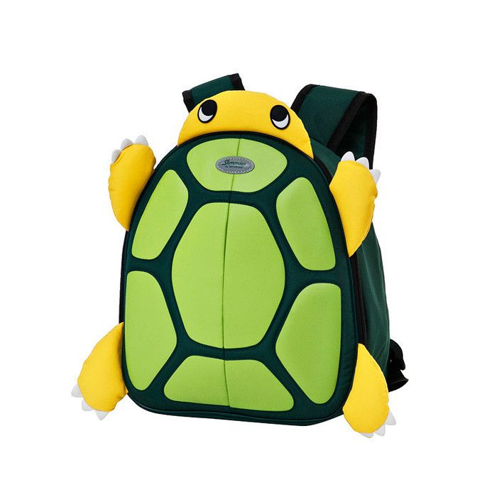 Samsonite has the most adorable turtle back packs this summer! Available in 2 different sizes.