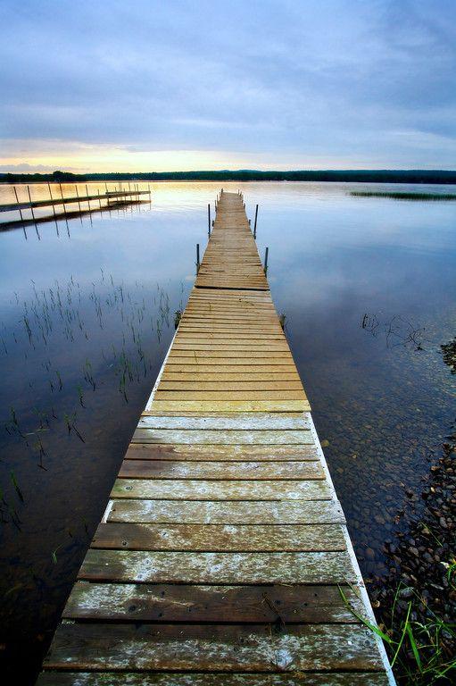 Aylmer Lake, Qc, Canada.