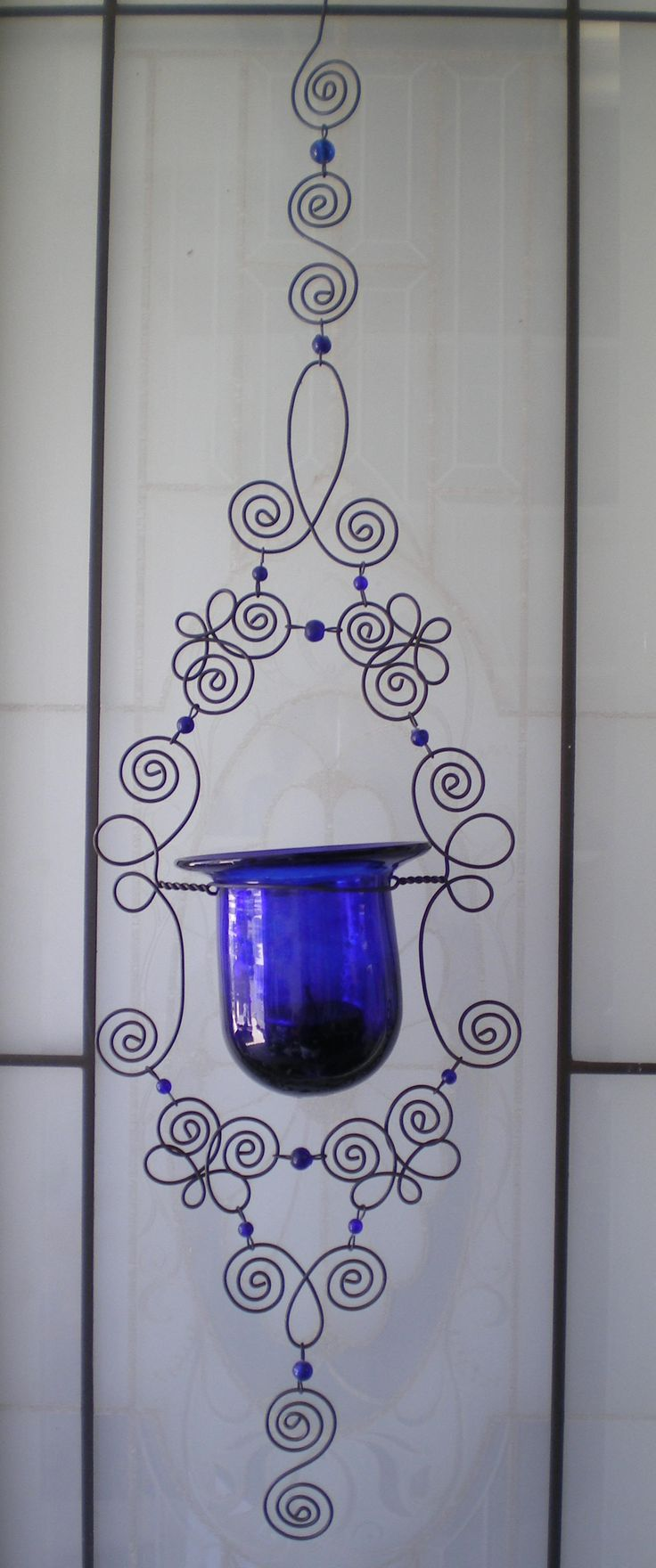 1036 best metal working and wire crafts images on pinterest wire hanging garden candle holders