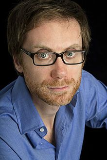 Stephen Merchant - quite possibly the man with the most boring voice in the world!