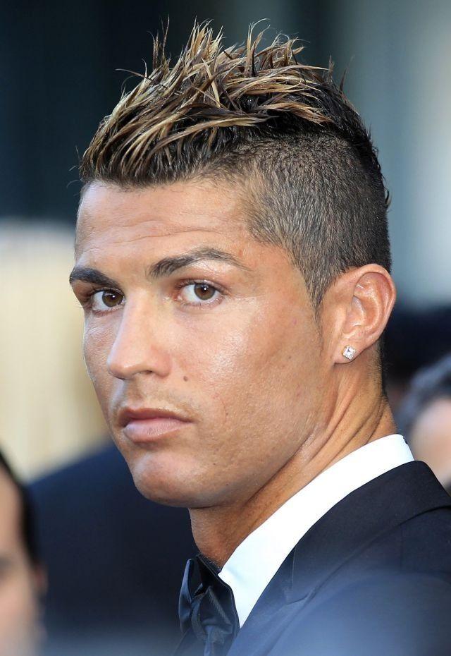 Ronaldo Hairstyle Back View Damen Hair