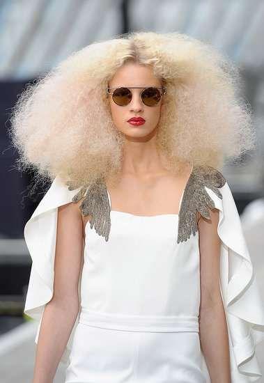 Big Blonde Afros #blondes #afros