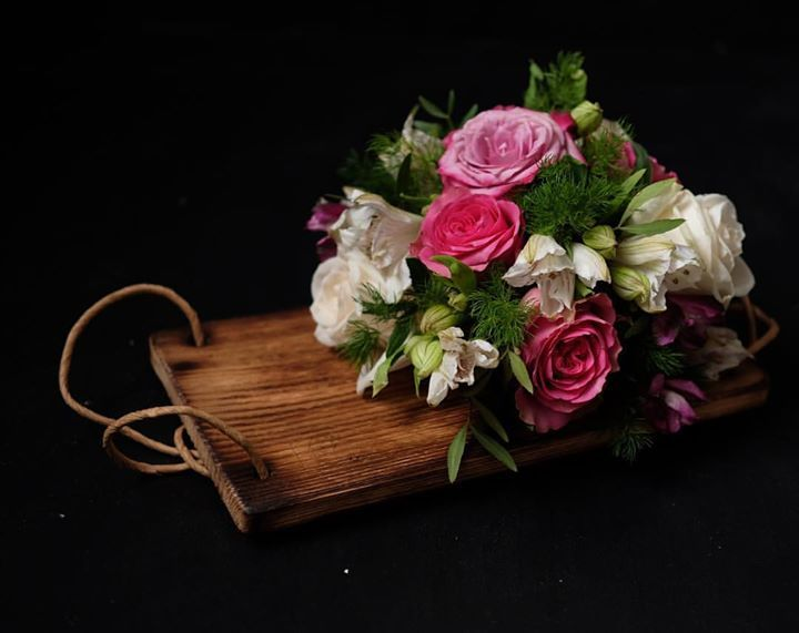 Важное качество для мужчины-это умение удивлять! Наши клиенты это понимают и таки они НАСТОЯЩИЕ мужчины  #7ойлепесток #флористика #дощечкасцветами #доставкацветовсмоленск #заказатьбукетсмоленск #цветывсмоленске