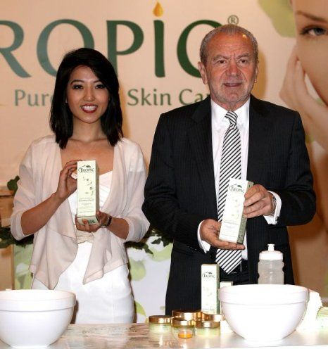 Lord Alan Sugar has gone into business with The Apprentice contestant Susan Ma, who lost out in last year's show to Tom Pellereau.