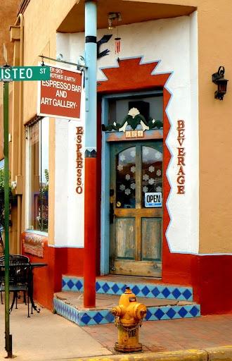 Santa Fe, New Mexico storefront