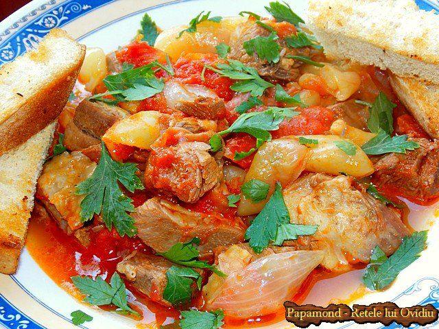tocanita taraneasca de curcan cu sos pe saturate - Papamond.ro (12)
