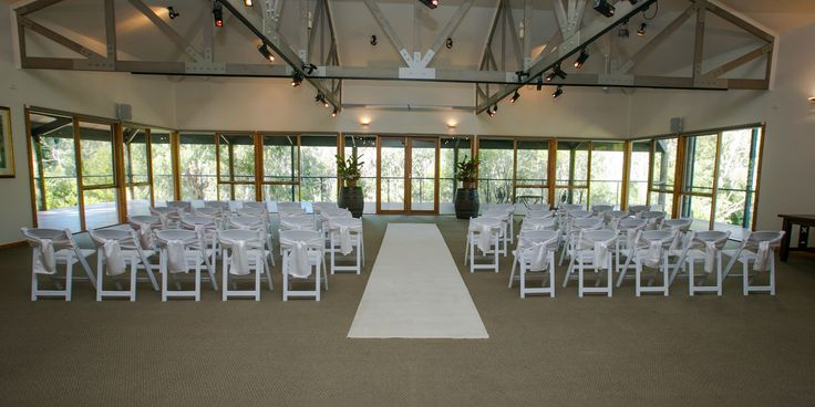 Ceremony room for the back of the wedgetail