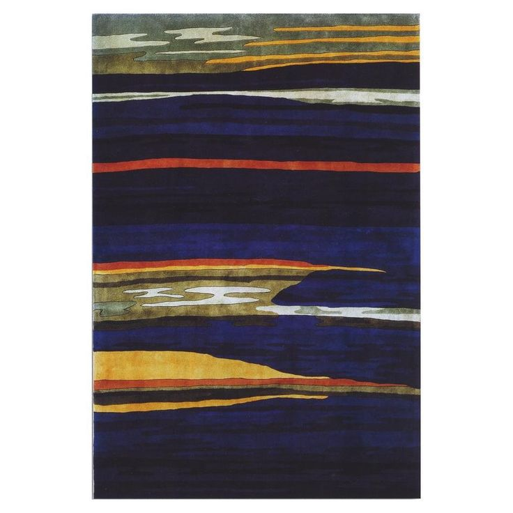 Cooper Modern Area Rug | Cooper Contemporary Modern Area Rug - Hand-tufted by expert artisans using a special blend of the highest quality Chinese woo