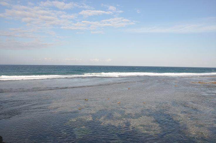 nusa dua beach. Bali. Indonesia