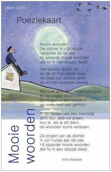 Mooie woorden door Koos Meinders