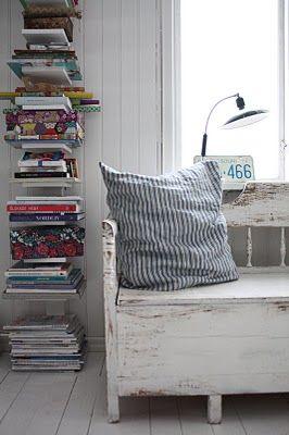 Pilaster shelf- in my kitchen?