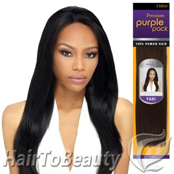 44 best human hair weave images on pinterest hair weaves outre premium new yaki as the purple pack because of the vibrant purple colored packaging we are proud to introduce the latest best value hair to the pmusecretfo Images