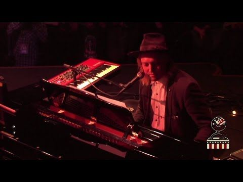 Win Butler & Preservation Hall Jazz Band - Born in the U.S.A. (Bruce Springsteen cover) - YouTube