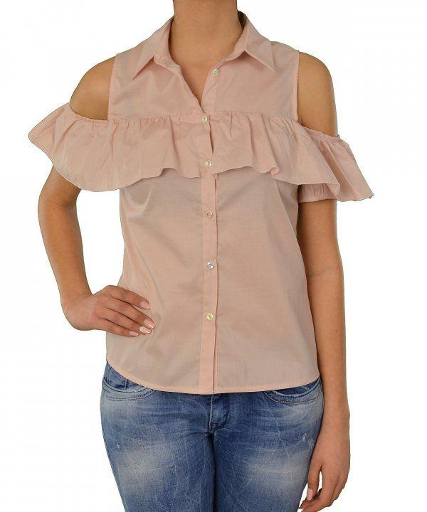 Γυναικείο πουκάμισο Lipsy ροζ με βολάν 1170505 #γυναικείαπουκάμισα #ρούχα #στυλάτα #fashion #μόδα #γυναίκες #βραδυνά #μεταξωτά