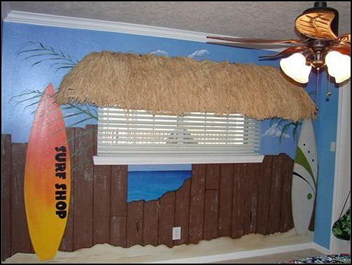 Bon Decorating Theme Bedrooms   Maries Manor: Beach Theme Bedrooms   Surfer  Girls   Surfer Boys