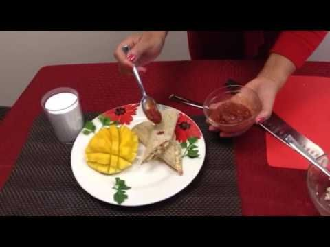 Burrito y Sabrosito 😊 #desayuno #burrito #Dietgenics #proteina
