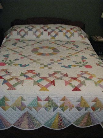 Another 1930's quilt  ~ Beautiful