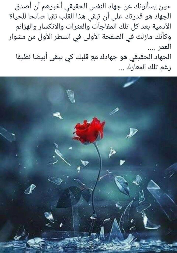 كي يبقى القلب نظيفا ولا يتأثر بالتلوث البشري Arabic Love Quotes Photo Quotes Arabic Quotes