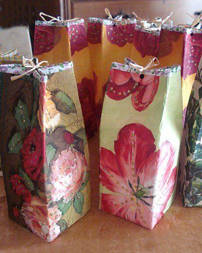 Embalagem tetrapack que vira pacote de presente? Venha ver o passo-a-passo completo e prepare as suas próprias caixas.