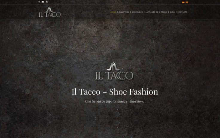 Il Tacco - Servicio tradicional de venta de zapatos en nuestra boutique multimarca de lujo.