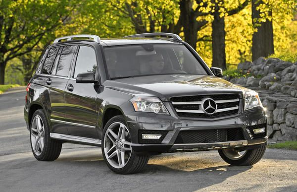 My DREAM car! Mercedes GLK 350