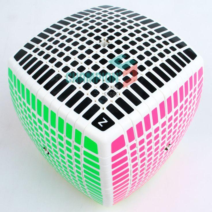 MoYu 13x13x13 cube white [MY1311] - $299.99 : Champion's Cube Store