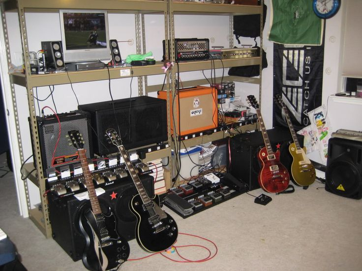 Man Cave Music Room : Best images about guitar room on pinterest