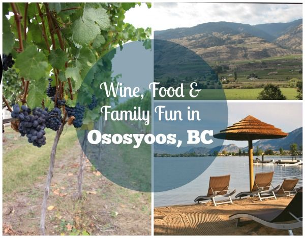 3 Reasons to stay at Walnut Beach Resort in Osoyoos, BC