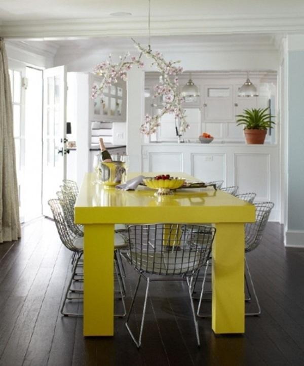 Color deco trend: Το κίτρινο στο χώρο | Jenny.gr