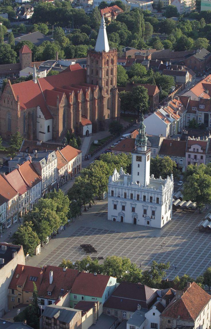 Chełmno – renesansowy ratusz