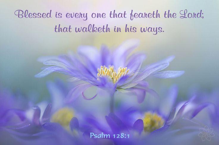 Psalm 128:1 KJV