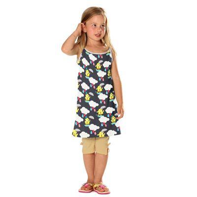 Stretch Jersey Dancing in the Rain - grey - Back to school - Fabrics - More Children's Fabrics - More Jersey Fabrics - Lillestoff - myfabrics.co.uk  £14.95